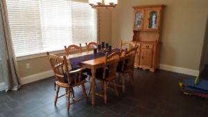 Bass River Dining Table and Chairs