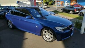 2007 BMW 320i E90 M Sport Blue 6 Speed Automatic Sedan Batemans Bay Eurobodalla Area Preview