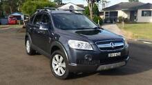 7 seater Holden Captiva LX. One owner since new. Immaculate car. Greystanes Parramatta Area Preview