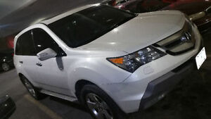 2009 Acura MDX Elite SUV, Crossover Fully Loaded with extras