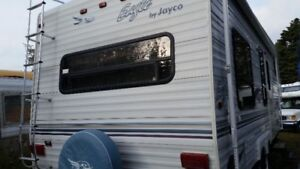 For sale 2001 fifth wheel
