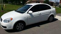 2008 Hyundai Accent 116200 Sedan