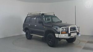 1995 Toyota Landcruiser FZJ80R GXL (4x4) Green 4 Speed Automatic 4x4 Wagon Perth Airport Belmont Area Preview
