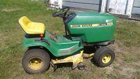 John Deere lawn tractor for sale