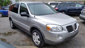 2006 Pontiac Montana DVD SV6 Minivan, Van