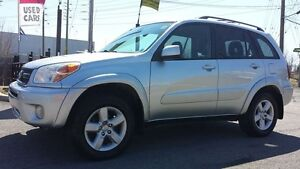 2005 Toyota RAV4 LEATHER, AWD ......... SORRY IT'S SOLD ........
