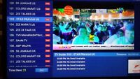 upgrade your existing android box or laptop live tv 2300 channel