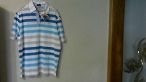 Mans Paul&Shark Yachting Capri Collection Polo Shirt[new] XL