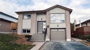Completely Reno'd!! 3+1 Bdrm Det'd Raised Bungalow In Oshawa
