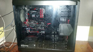 Full tower i5 6600K+16gb DDR4 ram+MSI GTX980+480gb SSD
