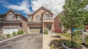Gorgeous Detached Home With O/Concept Layout