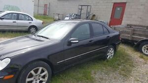 2006 Mercedes-Benz C-Class 230 NEED GONE!! CHEAP!!!