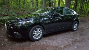 2015 Mazda 3 GS w/ Sunroof Lease Takeover!
