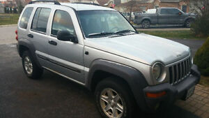 2003 Jeep Liberty SUV, Crossover London Ontario image 2