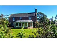 Beautifully refurbished Farmhouse in a quiet area located South of the Farm Steading - Ravensby