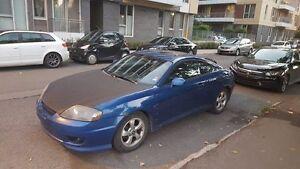 2005 Hyundai Tiburon SE Coupe- VENTE RAPID-PRX NEGO