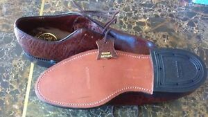 Brand New - Dacks Real Antelope Mens Shoes (Extremely Rare)