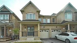 Beautiful 3Bed Semi-Detached Home W/ Finished Basement Apartment