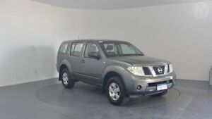 2005 Nissan Pathfinder R51 ST (4x4) Graphite Grey 5 Speed Automatic Wagon Perth Airport Belmont Area Preview