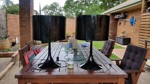 Table Lamps (selling as pair) Sunnybank Brisbane South West Preview