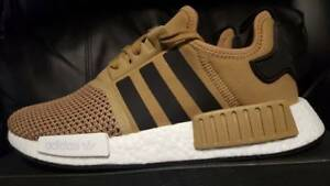 ADIDAS NMD R1 Exclusive Gold Edition 9.5 NIKE JORDAN