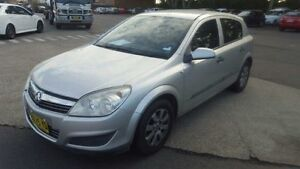 2007 Holden Astra AH MY07.5 CD Silver 5 Speed Manual Hatchback Georgetown Newcastle Area Preview