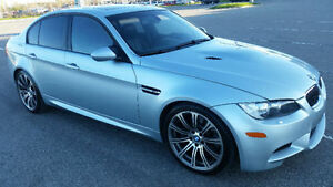 2008 BMW M3 4 Doors. RARE! 6500$ High Perfomance Exhaust 435hp!