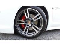 2013 13 PORSCHE PANAMERA 3.0 PLATINUM EDITION D V6 TIPTRONIC 5D AUTO 250 BHP DIE