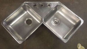 Stainless Steel Sinks - Big Sale