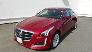 2014 Cadillac CTS Sedan Luxury AWD