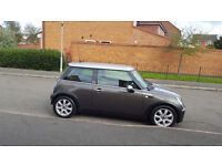 Mini Cooper Park Lane Edition in Royal Grey