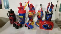 MARVEL Spiderman Cups And Toys