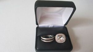 BEAUTIFUL WOMAN SWAROVSKI RING London Ontario image 3