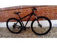 Specialized Hardrock 29inch mens mountain bike