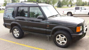 Land Rover Discovery - 7 Seater - Ride Winter in style