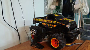 awesome Radio shack rc truck