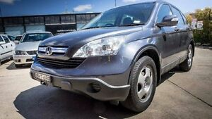 2008 Honda CR-V RE Luxury Grey Automatic Wagon Fyshwick South Canberra Preview