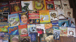 Non fiction children books homeschool teacher 33 books