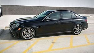 2008 Mercedes Benz C63 AMG Sedan 550hp NEW Winter tires, Low kms