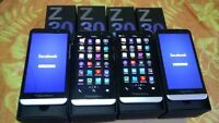 4-New Condition-Blackberry z30-Wind/Mobilicity-SUPER NEAT