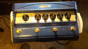 line 6 delays and FX  pedals