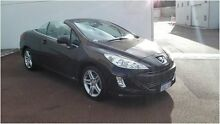 2010 Peugeot 308 T7 CC S Bronze 6 Speed Sports Automatic Convertible Wangara Wanneroo Area Preview