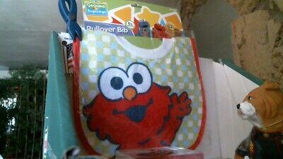 Pull Over Bib, Elmo, Monster Baby Shower BIB [NEW]