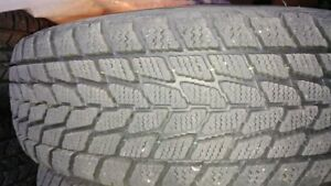 4 TOYO 205/75R15 97Q Observe G-02 Plus Winter