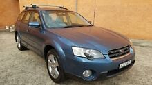 2006 Subaru Outback B4A MY06 R Premium Pack Blue 5 Speed Automatic Wagon Yagoona Bankstown Area Preview