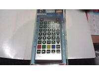 JUMBO UNIVERSAL REMOTE CONTROL-28 CM LONG !!! 13CM WIDE !!! WITH MANUAL
