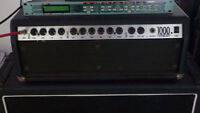 The Fender Roc Pro 100 watts head