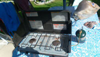 colleman portable gas stove or best offer