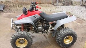 1996 Yamaha Warrior 350