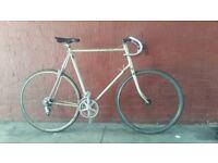 Vintage Full Campagnolo Reynolds 531 12 Speed Road Bike Size 62CM
